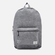 Herschel Supply Co. Men's Settlement Backpack - Raven Crosshatch