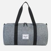Herschel Supply Co. Men's Sutton Mid-Volume Duffle Bag - Raven Crosshatch/Black