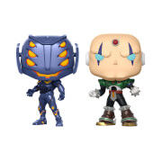 Figurines Pop! Ultron Vs Sigma - Marvel Vs Capcom (Lot de 2)