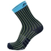 Santini Tono 2 Medium Qskins Socks - Blue