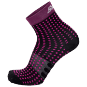 Santini Giada Low Dryarn Socks - Purple