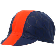 Santini Cotton Redux Design Cap - Red