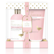 Baylis & Harding Fuzzy Duck Pink Gin Fizz 2 Piece Bathing Set