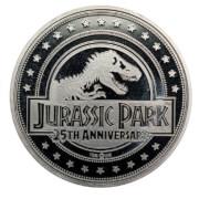 Jurassic Park Verzamelmunt: Zilveren Variant - Limited Edition