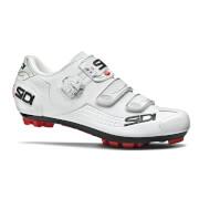 Sidi Trace MTB Shoes - White/White - EU 44.5 - White/White