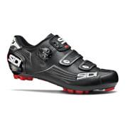 Sidi Trace MTB Shoes - Black/Black - EU 41.5 - Black/Black