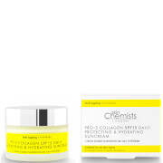 skinChemists London Pro-5 Collagen SPF15 Daily Anti-Ageing Protecting and Hydrating Sun Cream 50ml
