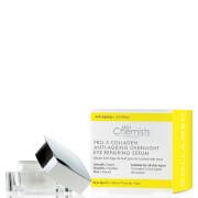 Купить Ночная сыворотка для кожи вокруг глаз skinChemists London Pro-5 Collagen Anti-Ageing Overnight Eye Repairing Serum 15 мл