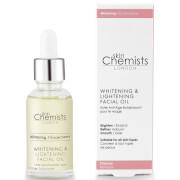 Питательное масло для лица skinChemists London Whitening and Lightening Nourishing Facial Oil 30 мл фото