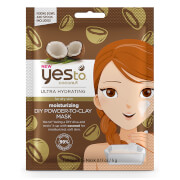 yes to Coconuts Moisturizing DIY Powder-to-Clay Mask 5g