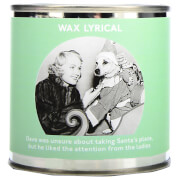 Wax Lyrical Enter-tin-ment Taking Santas Place Wax Filled Candle