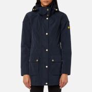 Barbour International Women's Garrison Jacket - Navy