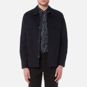PS by Paul Smith Men's Unlined Jacket - Navy - L - Navy