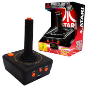 Console TV BLAZE Atari Joystick 'Retro' Plug and Play