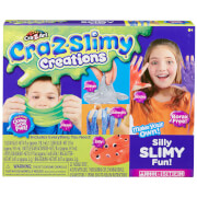 Cra-Z - Slimy Creations Silly Slimy Fun Kit