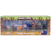 Minecraft Tame Animal Figures Pack