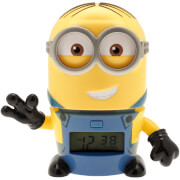 Image of BulbBotz Minions Dave Clock