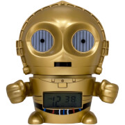 BulbBotz Star Wars C-3PO Clock