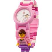 LEGO Classic Pink Minifiguren Armbanduhr