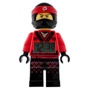 LEGO The Ninjago Movie Kai Minifigure Clock