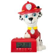 BulbBotz Paw Patrol Marshall Clock