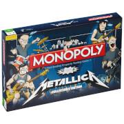 Monopoly - Édition Metallica
