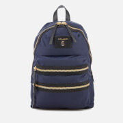 Marc Jacobs Women's Biker Backpack - Midnight Blue