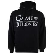 Game of Thrones Men's Logo P/O Hoody - Black