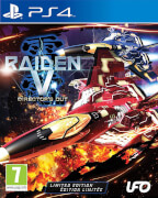 Raiden V: Director's Cut Limited Edition
