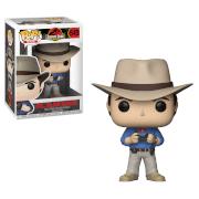 Jurassic Park Dr Alan Grant Pop! Vinyl Figure