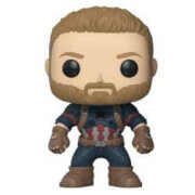 Figurine Pop! Captain America - Marvel Avengers Infinity War