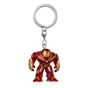 Llavero Pocket Pop! Hulkbuster - Marvel Vengadores: Infinity War