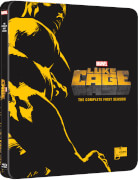 Marvel's Luke Cage: Temporada 1 - Steelbook Ed. Limitada Exclusivo de Zavvi