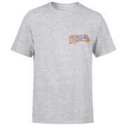 How Ridiculous Ripper Pocket T-Shirt - Sports Grey