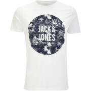 T-Shirt Homme Originals Newport Jack & Jones - Blanc