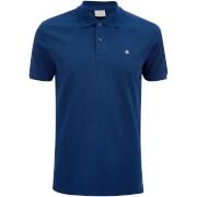 Jack & Jones Men's Originals New Per Polo Shirt - Estate Blue