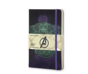 Moleskine - The Hulk Limited Edition Large Ruled Notebook
