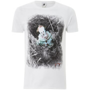 IT Men's Hidden T-Shirt - White