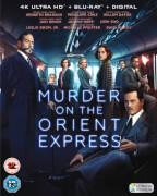 Murder On The Orient Express - 4K Ultra HD