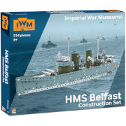 Imperial War Museums HMS Belfast Construction Set