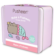 Make a Pusheen: Cross Stitch Craft Kit
