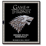 Masque de Canis Dirus 3D Game of Thrones