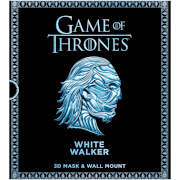 Masque de White Walker 3D Game of Thrones