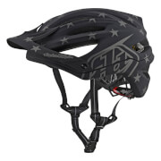 Troy Lee Designs A2 MIPS Superstar MTB Helmet – Black – XL-XXL/60-63cm – Black