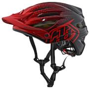 Troy Lee Designs A2 MIPS Starburst MTB Helmet – Red – S/54-57cm – Red