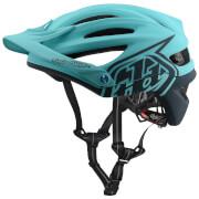 Troy Lee Designs A2 MIPS Decoy MTB Helmet - Aqua - XL-XXL/60-63cm - Aqua