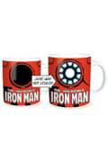 Mug Heat Changing (400ml) - Marvel Iron Man