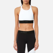 Koral Women's Press Bra - White/Black - L - White