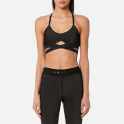Koral Women's Advance Speed Sports Bra - Black - M - Black