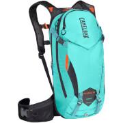Camelbak KUDU Protector Hydration Backpack 10 Litres – S-M – Dry Burnt Olive/Laser Orange